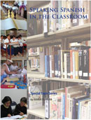 Speaking Spanish in the Classroom bookcover