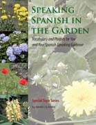 Speaking Spanish in the Garden bookcover